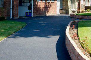 attractive driveway