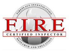 Certified Inspector Fire logo