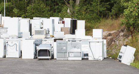 Fridges, washing machines, freezers