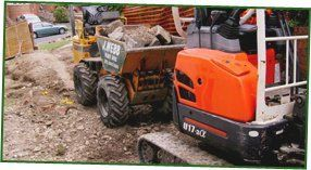 Plant hire - Brighton - J Webb Plant Hire - contractor