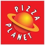 PIZZA PLANET sas - LOGO