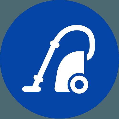icona aspirapolvere