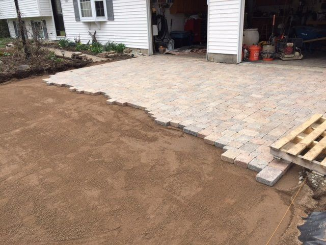 What Is The Best Base For Brick Pavers, How To Lay Your Own Patio Pavers