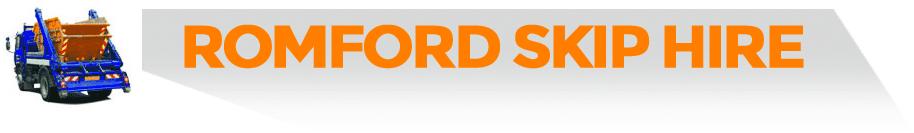 Romford Skip Hire company logo