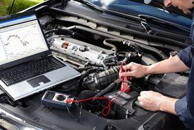 Car diagnostics