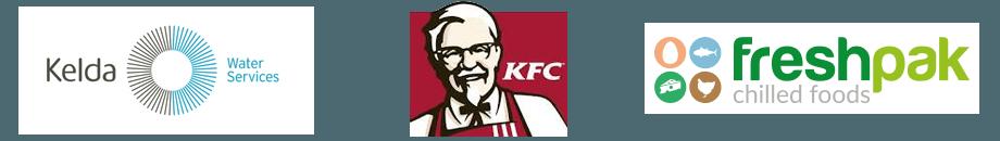 Kelda, KFC, freshpak