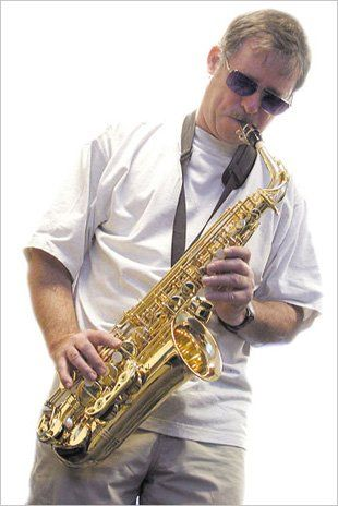 Music teacher - Basildon, Essex - Paul Rose - Saxophone Player