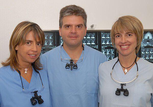 Il team dello Studio Orsini