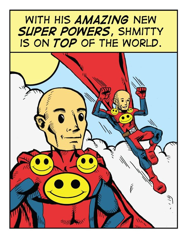 read comics online for free the adventures of superchum