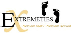 Extremeties Podiatry logo