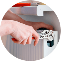 central heating repair