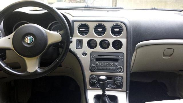 interni di un Alfa Romeo