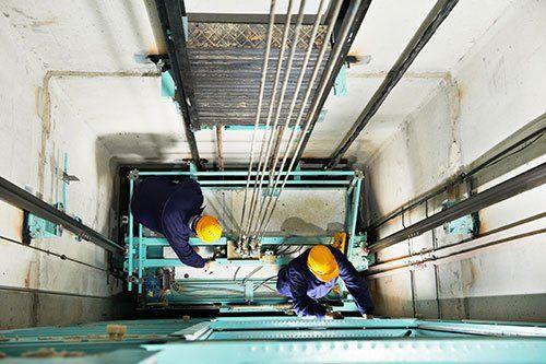 Riparazione impianto ascensore a caserta