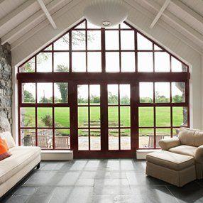 French doors & Internal glazed doors in Shrewsbury