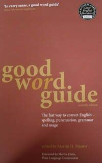 Book: good word guide
