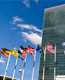 The United Nations Convention on Contracts which set rules for NYC International Contract Law Firm, Perdomo Law, Conveniently Located in Manhattan New York, NY 10006