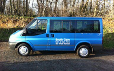 car and van hire