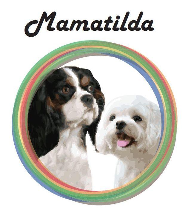 Logo MMtilda allevamento cani