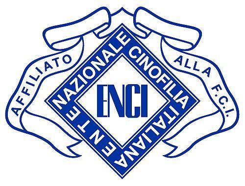 Logo ENCI Ente Nazionale Cinofilia Italiana