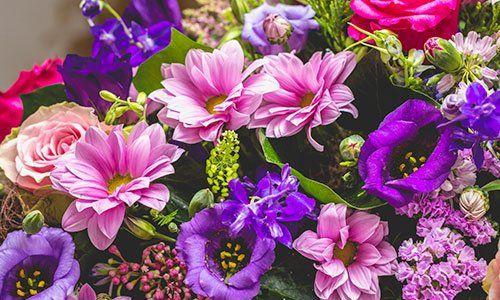 servizio di allestimento e addobbi floreali per funerali