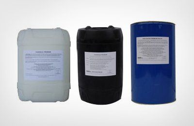 Sealer product containers