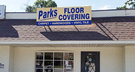 Parks Floorcovering Inc's building exterior in High Point