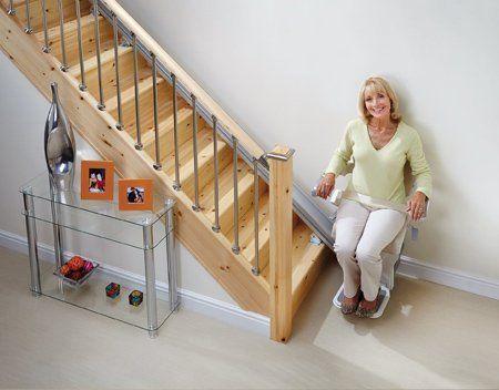 Optional powered slide rail
