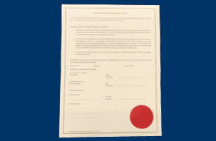 Changing your name by deed poll simple and easy to apply online name change document maxwellsz