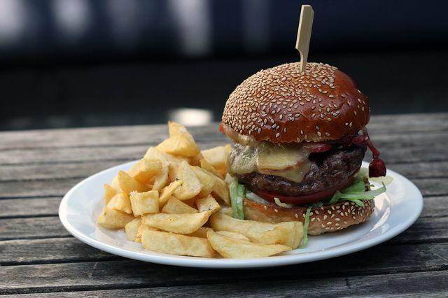 Food in Greenwich