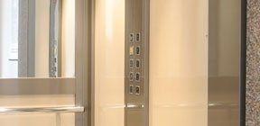 assemblaggio componenti ascensori