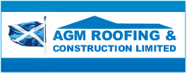 AGM ROOFING & CONSTRUCTION LIMITED logo