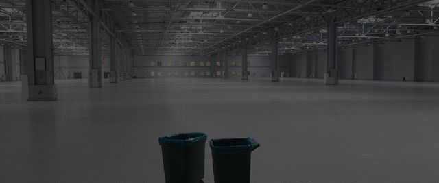 Professional industrial cleaning
