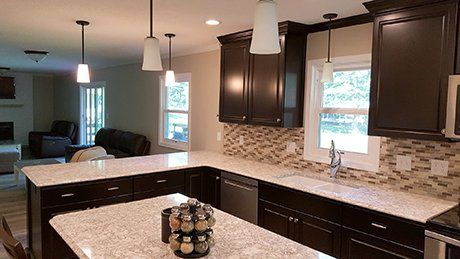 Kitchen Remodeling | Roanoke Woodworking | Roanoke, Indiana