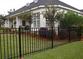 Aluminum Fence Installation Mobile Amp Baldwin County Al