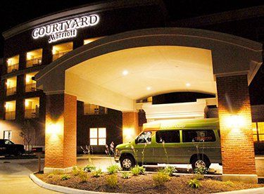 Marriott Courtyard  -  New Albany, OH
