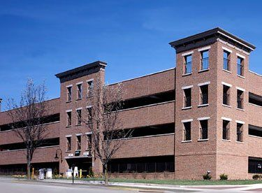 Municipal Parking Facility Oxford, OH