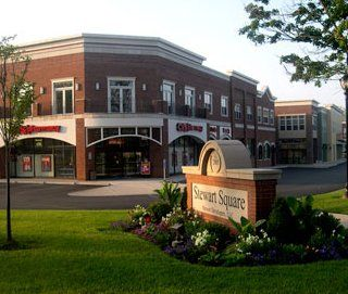 stewart square commercial retail real estate