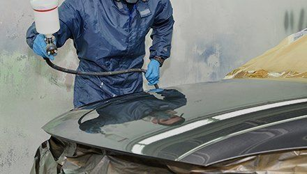 minor car bodywork repairs