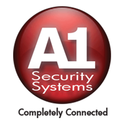 A1 Security Systems logo