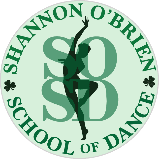 Shannon O'Brien School Of Dance - SOSD Logo