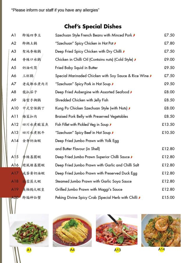 Ginny S Kitchen Authentic Chinese Cusine In Bromley Town