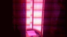 doccia solare al collagene, abbronzatura spray, trifacciale