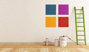 paint color sample
