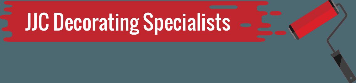 JJC Decorating Specialists company logo