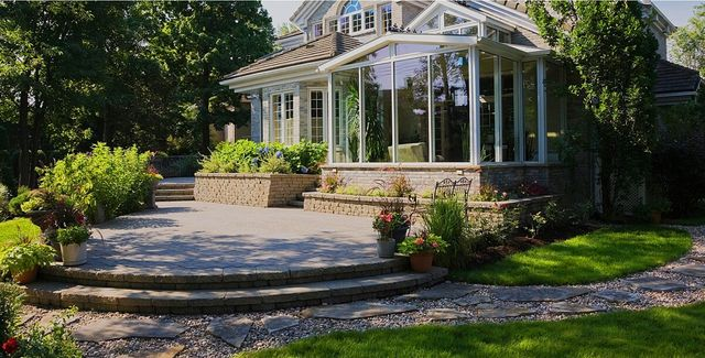 Landscaping Services ClactonOnSea Alpine Landscaping Paving Amazing Alpine Garden Design