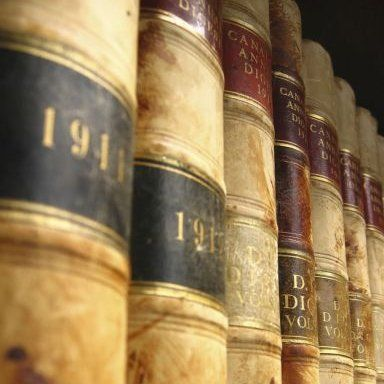 Law books used by our expert attorneys
