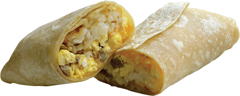 breakfast wraps san marcos