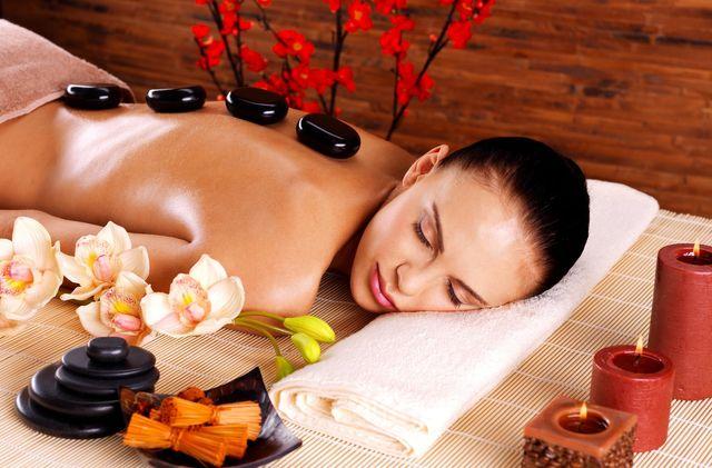 Diversi tipi di olio per il massaggio