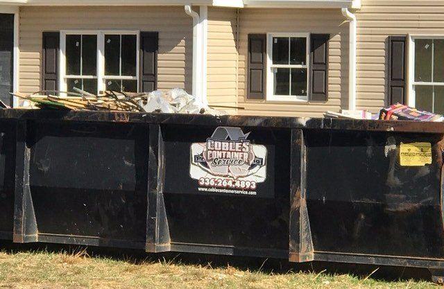 Dumpster Rental Greensboro, NC