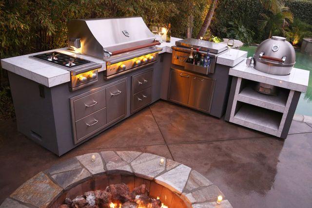 Outdoor Kitchens Pizza Ovens Poughkeepsie Ny Fairview